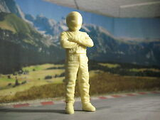 1:18 resin coureur personnage debout, RARE