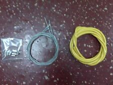 Bicycle Bike Road Brake Cable Set W/innerwires & housing 1 Front 1 Rear Yellow
