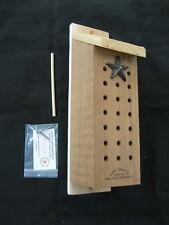Mason Bee House - Great Garden Pollinators Great Christmas gift idea
