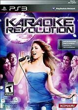 Karaoke Revolution - Playstation 3 Bundle