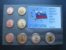 More details for slovenia 2006 1 ceros - €2 xeros pattern trial probe essai coin set - coa card