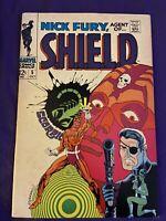 NICK FURY AGENT OF SHIELD #5 (1968) Jim Steranko - Iconic Cover