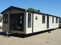 Mobilheim Willerby Vogue : Mobilheim willerby vogue caravan container winterfest wohn wagen