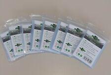 100x Kartenhüllen für Magic, YugiOh und Pokemon Sammelkarten 67x94  Transparent