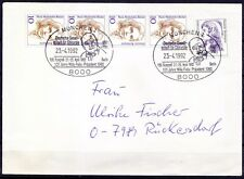 Germany Used Cover Pictorial Cancellation, German Society of Surgery, Medicine