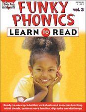 Funky Phonics Volume 3 - Learn To Read - Brudzynski - VERY GOOD - PAPERBACK