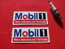 Paire de MOBIL 1 New Advanced Formule stickers