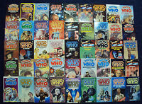 Doctor Who Target Novels. New