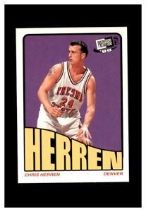 1999 PRESS PASS SE #23 CHRIS HERREN FRESNO STATE FALL RIVER MASSACHUSETTS