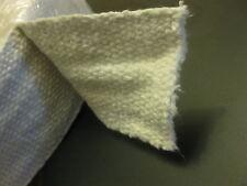 "ONE METER OF  3"" FLAT STRAP OF Ceramic Fiber  Heat Resistant up to 1260°C"