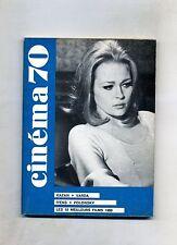 CINÈMA 70-Le Guide Du Spectateur N. 143#Federation Francaise des Cinè Clubs 1970