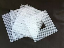 Pre-Cut Plastic Canvas forTissue Cover Boutique size make your own