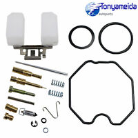 Carb For Honda ATC Big Red CB CRF FourTrax NX TRX Carburetor Repair Rebuild Kit