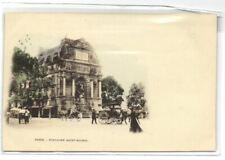 1 CPA 75 Paris Fontaine Saint Michel pcfravainc385