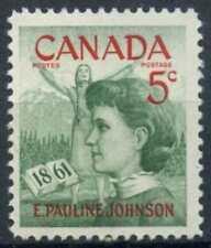Canada 1961 SG#518 E. Pauline Johnson MNH #D80713