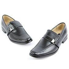 Adolfo Men's Slip on Dress Shoes ALDO-3 Black Size 10 US