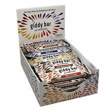 Giddy Barre Energieriegel Paquet D'Économies avec 20 Pièces Just Fruits & Noix