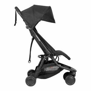 Mountain Buggy Nano Travel Stroller Black V3
