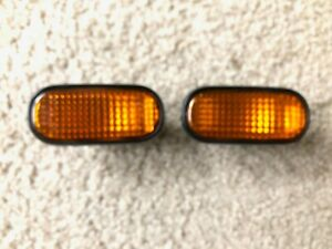 JDM Stanley 4043 JDM Side Marker Lights DC DB Civic EK EG OEM Honda Acura KA UA