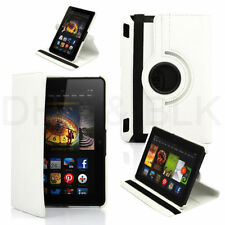 White Tablet eBook Cases, Covers & Keyboard Folios Kindle Fire HDX