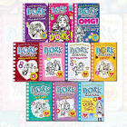 Rachel Renee Russell Collection Dork Diaries Series 10 Books Set Pack English AU