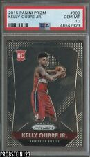 2015-16 Panini Prizm #309 Kelly Oubre Jr. Washington Wizards RC Rookie PSA 10
