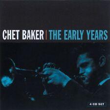 CDs de música jazz Chet Baker