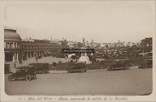 ARGENTINA MAR DEL PLATA AUTOS ESPERANDO LA SALIDA DE LA RAMBLA REAL PHOTO 55