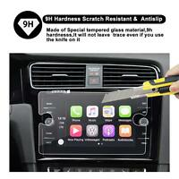 LFOTPP 2018 Volkswagen GTI 8inch Tempered Glass Car Navigation Screen Protector
