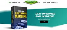 Ebooksstore Fully Automated Wordpress Website Woocommercepaypal