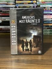 History Classics Americas Most Haunted Places 5 Disc DVD Set NEW