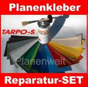 Planenwelt Tarpo -S PVC Kleber 250 ml LKW Plane Anhänger Teich Pool Zelt Verdeck