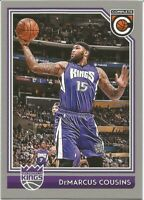 DeMarcus Cousins Panini Complete Silver 2016/17 NBA Basketball Card #151