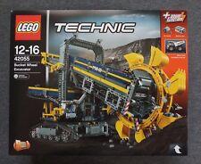 Lego Technic Bucket Wheel Excavator #42055 - Neuf -
