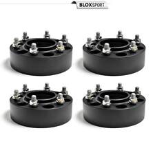 4x 50mm (2'') Premium Forged Wheel Spacers Adapters 6x139.7 for Mazda BT50
