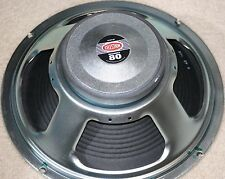 "CELESTION SEVENTY 80 Guitar Speaker 70/80 12"" 80W 16OHM FREE SHIPPING. Tested."