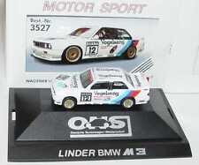 1 87 BMW M3 E30 DTM 1990 Linder Valentina N° 12 Nissen - Herpa 3527