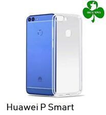 For Huawei P Smart Case Cover Crystal Clear Gel Silicone Protective Case New