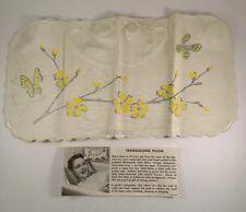 Vintage Better Sleep Inc Bath Cushion Pillow With Suction Cups Vinyl 50-60's