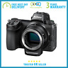 New Nikon Z6 24.5MP Fullframe Camera With FTZ Mount Adapter - 3 Year Warranty