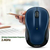 Logitech M325 Wireless Optical Mouse 3 Buttons USB 1000 DPI 2.4GHz Unifying Mice