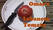 graines de tomate omar's libanese vendu en sachet de 30 graines