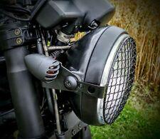 Griglia proteggi faro per Ducati Monster  headlamp grill grind grid