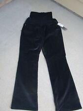 "Maternity Slacks~5 ""Riveted"" Pocket Cords {Size S} by Motherhood SR $56.00 Brown"