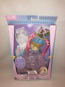 Barbie as Rapunzel outfit, 2003, #C3307, Fairy Tale, New