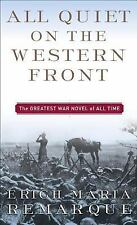 All Quiet on the Western Front by Erich Maria Remarque Mass Market Paperback