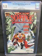 Doctor Strange, Sorcerer Supreme #84 (1995) Buckingham Cover CGC 9.8 Y670