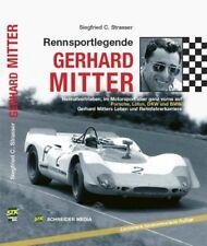 Rennsportlegende Gerhard Mitter Porsche Lotus DKW BMW Rennsport Buch Biografie
