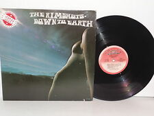 THE RIMSHOTS Down To Earth LP Vinyl Super Disco Blow Your Whistle Groove Bus VG+