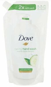 Dove Go Fresh Touch Cucumber and Green Tea Liquid Hand Wash Refill 500 ml Soap